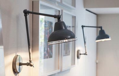 Eksperten: Drejelige væglamper er vejen til lækkert lys