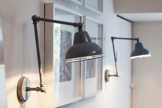 Contemporary Vardagsrum by Kingston Lafferty Design