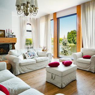 Snagov Residence Living Room