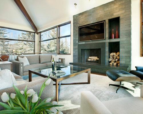 Mezzanine Living Room Design Ideas Renovations & s