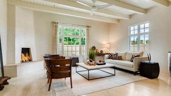 Soft Contemporary Southwestern Home