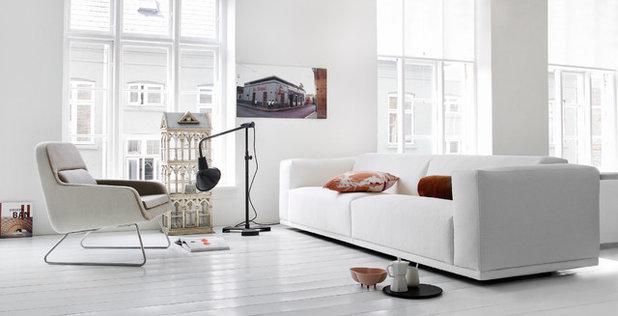 Skandinavisch Wohnbereich By Eilersen