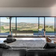 Sui Colli Piacentini, una Villa con un Panorama Mozzafiato