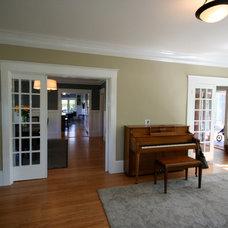 Traditional Living Room by Friedman Brueggemeyer Design Build