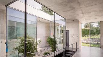 Solarlux cero - minimalistic glass sliding doors