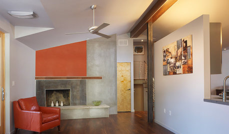 7 Spicy Hot Color Palettes to Fire Up a Living Room