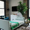Room of the Day: New York Style for an L.A. Living Room