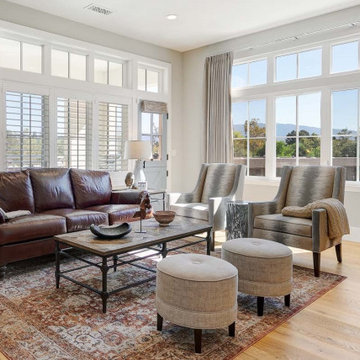Sophisticated Downtown Campbell Townhome