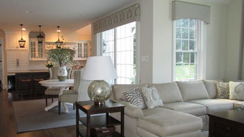 Sophisticated, transitional home design