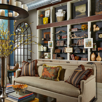 Sophisticated urban loft