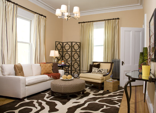 narrow living room transitional living room by jace interiors amp creategirl blog