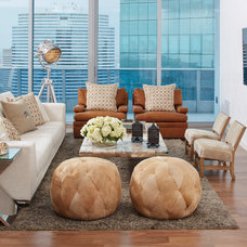 Contemporary Living Room by Jalan Jalan Collection
