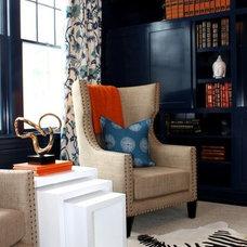 Contemporary Living Room by Porter Design Company