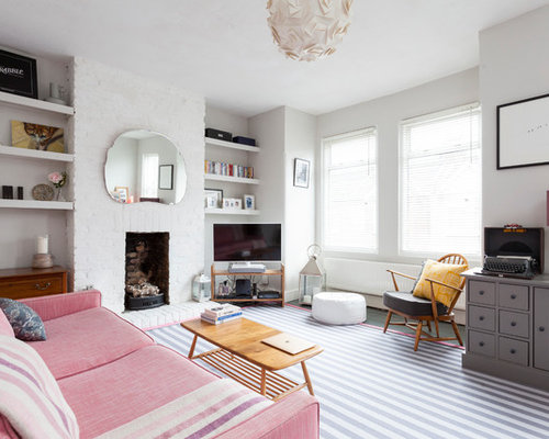 . Best Eclectic Living Room Design Ideas   Remodel Pictures   Houzz
