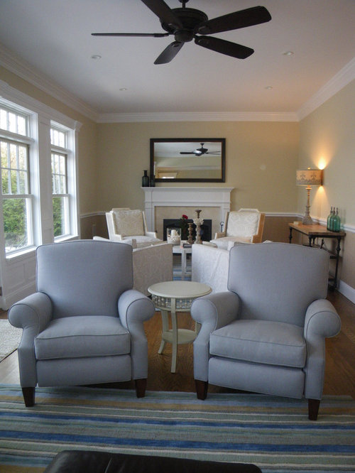Upholstered Recliners Houzz
