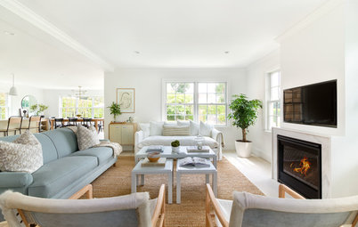 New This Week: 4 Breezy, Summery Living Rooms