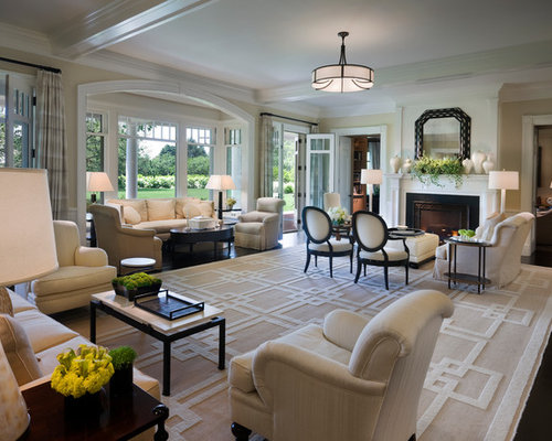 Multiple Seating Areas Ideas, Pictures, Remodel And Decor