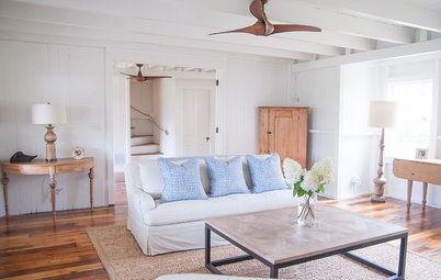 Houzz Tour: A Connecticut Beach House Builds New Memories