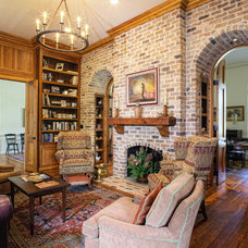 Farmhouse Living Room by Group 3