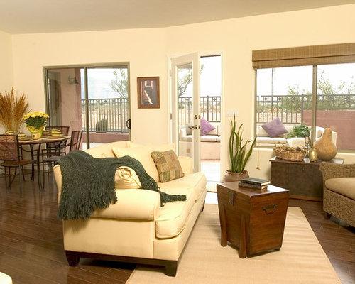 southwest living room houzz