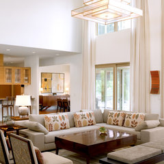 contemporary living room by Cravotta Studios -Interior Design