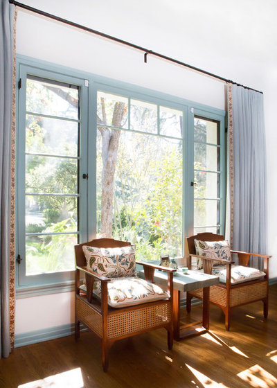 Houzz Tour A Spanish Colonial Gets Bohemian Bravado