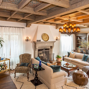 Spanish Hollywood Revival Remodel