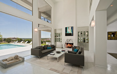 Houzz Tour: Contemporary Coastal-Style Home in Austin