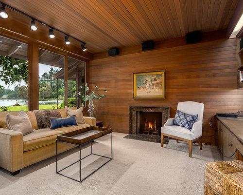 Living Room Carpet Ideas | Houzz Part 31