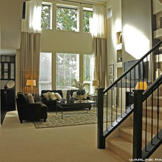 Living Room by Warline Painting Ltd.
