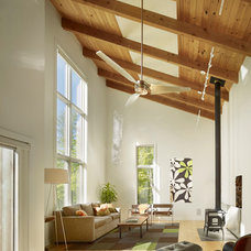 Contemporary Living Room by Metcalfe Architecture & Design