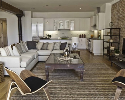 Best industrial living room design ideas remodel - Decoration salle salon maison ...