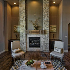 Traditional Living Room by Inspired Interiors