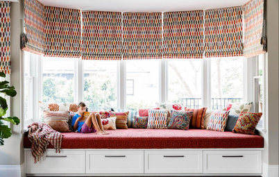 How to Create a Wonderfully Inviting Window Seat