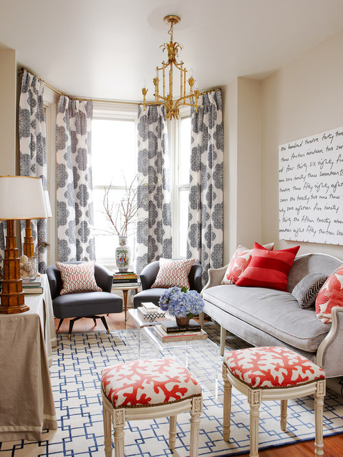 Blue And White Curtains Ideas, Pictures, Remodel and Decor