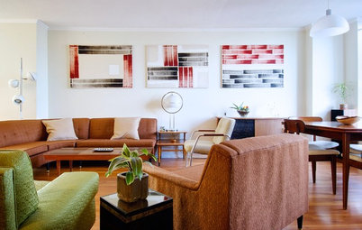 My Houzz: Mod Finds Create a Fashionable Air in Toronto