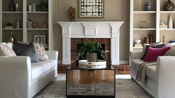St. Louis Living Room
