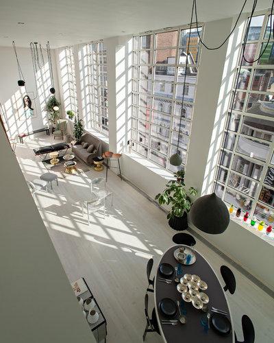 Scandinave Salon by Peter Landers Photography