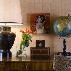 Modern Living Room by Kendall Wilkinson Design