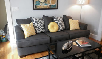 Staged Providence condo