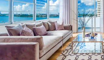 Staging 20 Island in Miami Beach