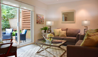 Staging 3 bedroom townhouse