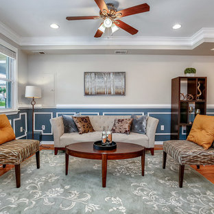 STAGING- Vacant DC Rowhome Fully Staged To Sell
