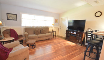 Staging with existing furniture