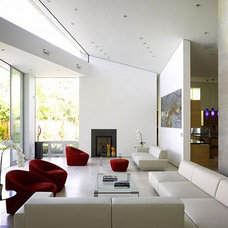 Modern Living Room Stan Field Associates | Field Architecture