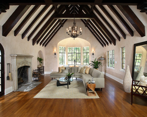 Cathedral Ceiling Living Room Ideas Photos Houzz