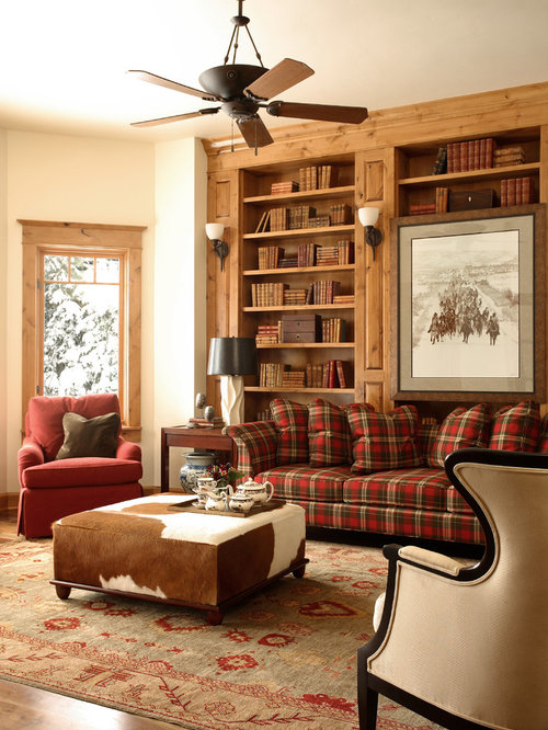 Houzz Plaid Couch Design Ideas Amp Remodel Pictures