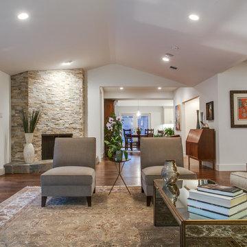 Stefani Residence- Living Room