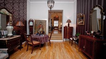 Steff Nickolson Living Room Prague, CZ