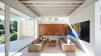 Stewart House Living Room